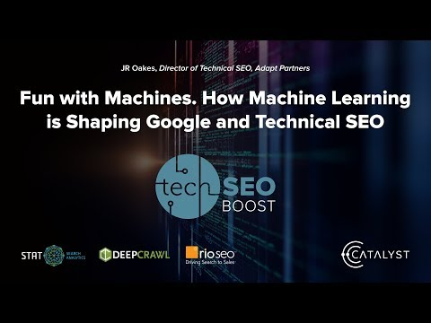 Fun with Machine Learning: How Machine Learning is Shaping Google and Technical SEO