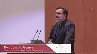 Antes de Participar da Ceia | Rev. Joselito Gomes | 1 Coríntios 11:23-29 |16.08.2020
