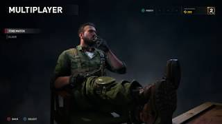 World War Z - PVP Multiplayer Classes Default Perk Trees Tiers Text Information PS4 Pro (2019)