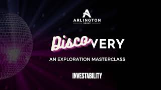 Alex Dorsch, Chalice Mining (ASX:CHN) | Arlington Discovery: An Exploration Masterclass