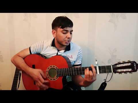 Uzeyir Mehdizade ~~ Elvida Kecmisim ( Guitar Cover ) & Temkin