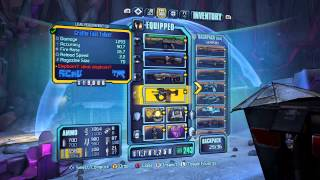 Borderlands: The Pre Sequel - Tales from the Borderlands Heads, Skins & Weapons