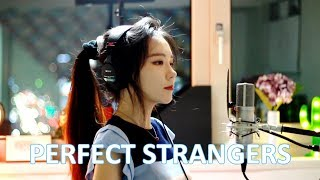 Video Jonas Blue - Perfect Strangers ( cover by J.Fla ) download MP3, 3GP, MP4, WEBM, AVI, FLV Oktober 2017