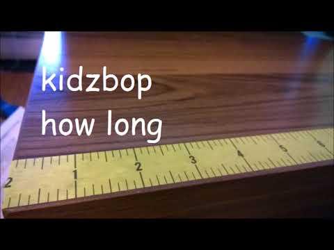 Kidz Bop 37 - How long