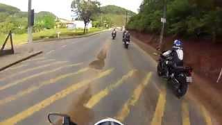 TROVÃO HORNET BRANCA - O VULTO DA CBR1000rr REPSOL