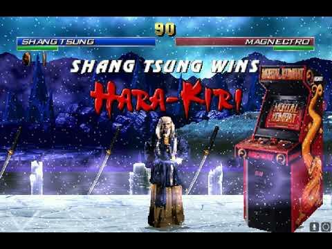 Mortal Kombat Project 4.1 Season 2.5 - MK1 Shang Tsung Playthrough