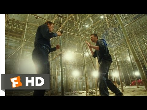 Push (9/11) Movie CLIP - Psychic Showdown (2009) HD