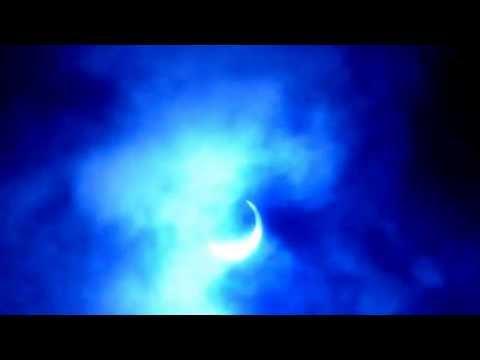 Solar Eclipse in Mauritius