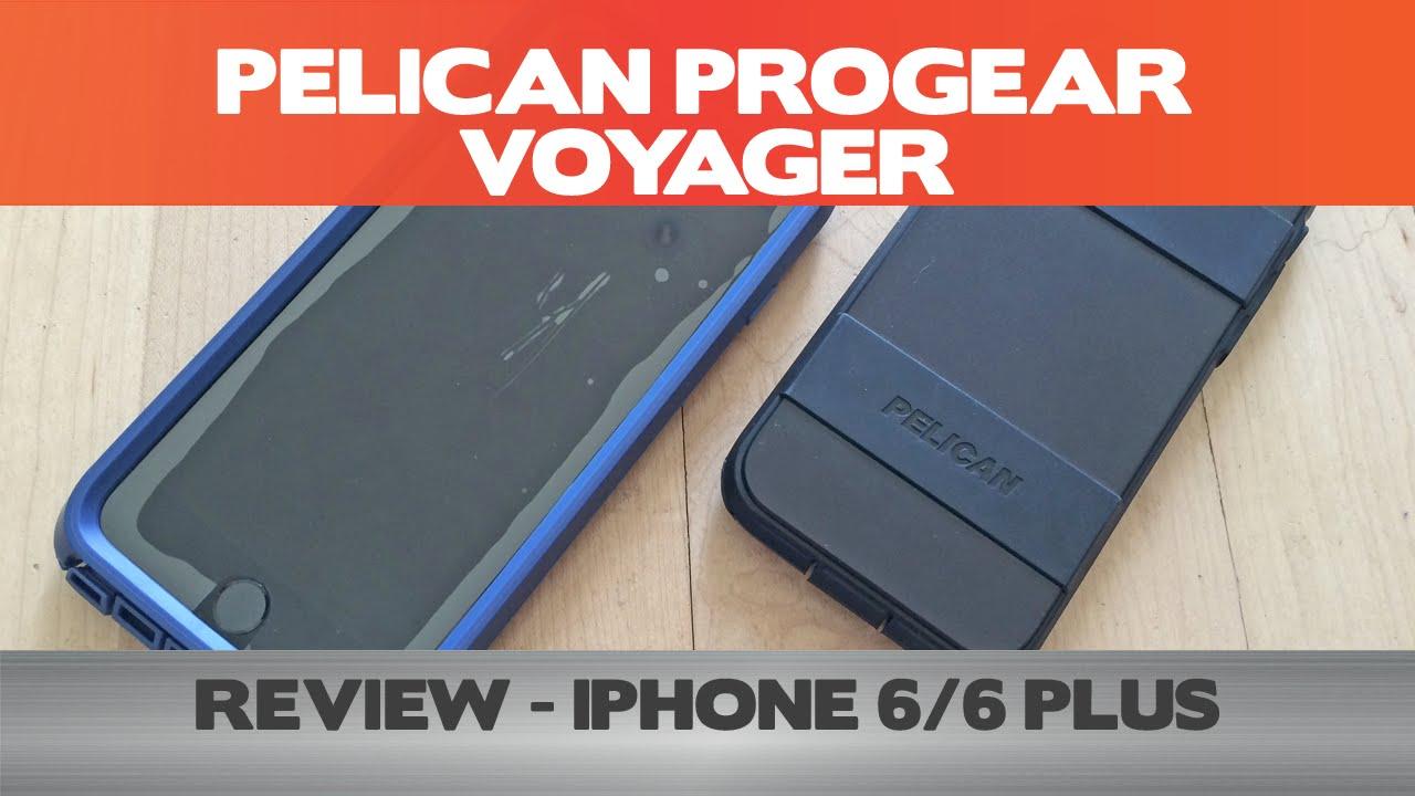 online store 6707f 86d2d Pelican ProGear Voyager Review - iPhone 6/6 Plus