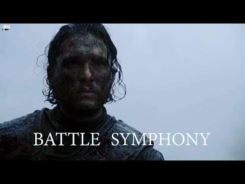 Game of Thrones Music Video | Battle Symphony - Linkin Park | The Battle of Bastards