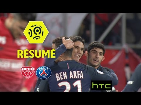 Dijon FCO - Paris Saint-Germain (1-3)  - Résumé - (DFCO - PARIS) / 2016-17