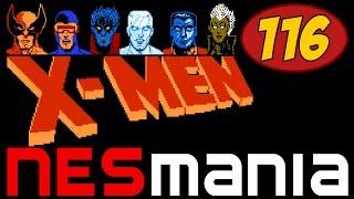 116/714 The Uncanny X-Men - NESMania