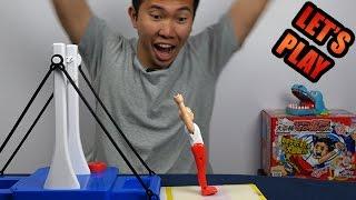 Japanese Gymnast Game [Let