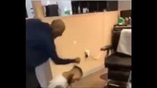 Battle rap and wild n out star hitman holla knocks out barber for approaching his son awkwardly