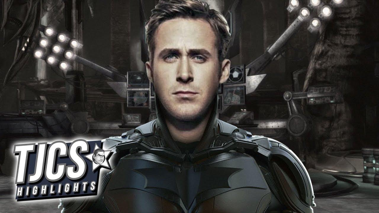 Ryan Gosling Would Play Batman If…