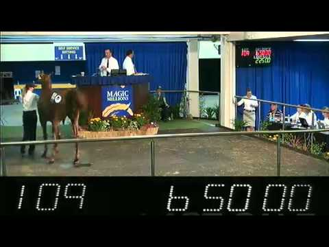 2013 Perth Yearling Sale Session 1