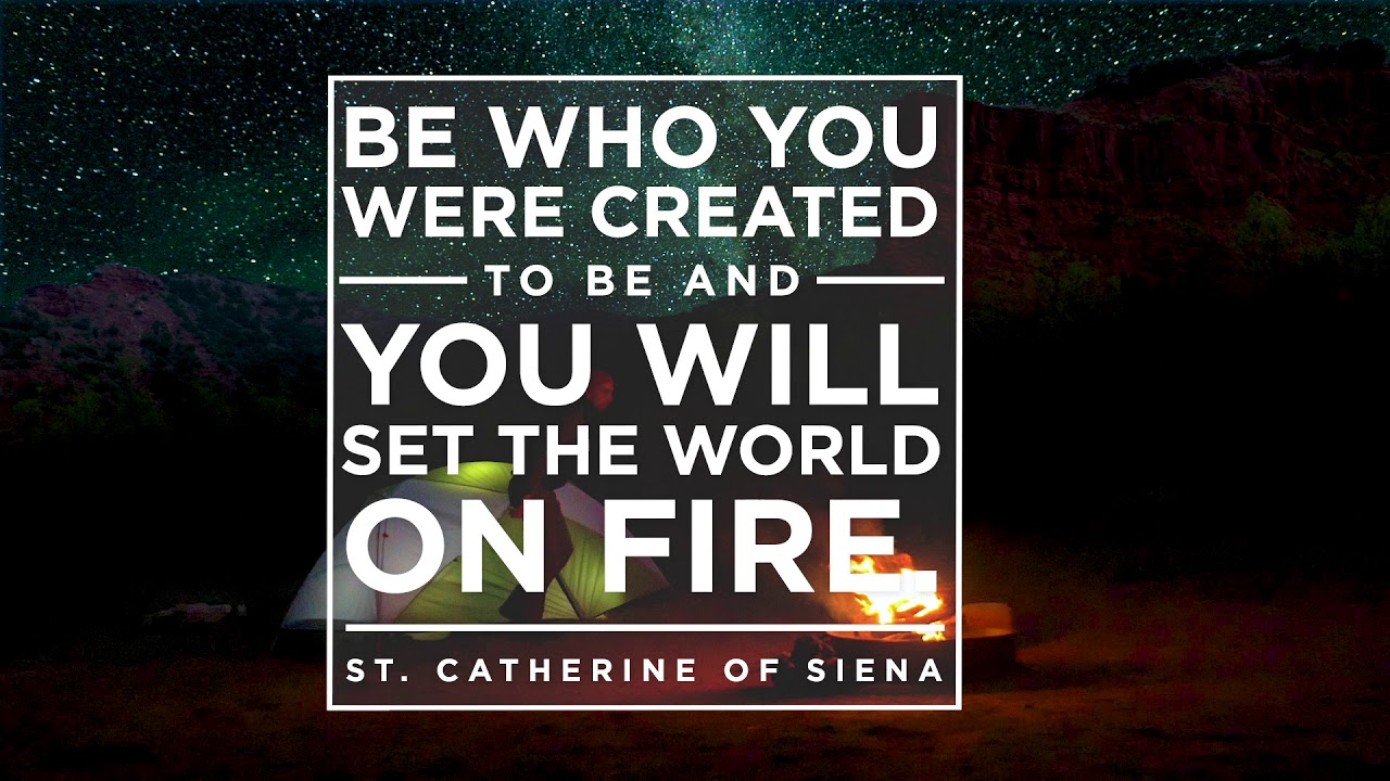 St. Catherine of Siena on Calling - YouTube