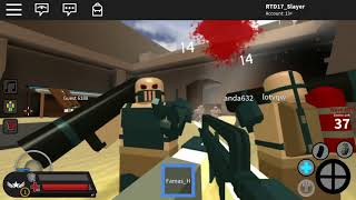 Roblox Bloodfest Gameplay #2