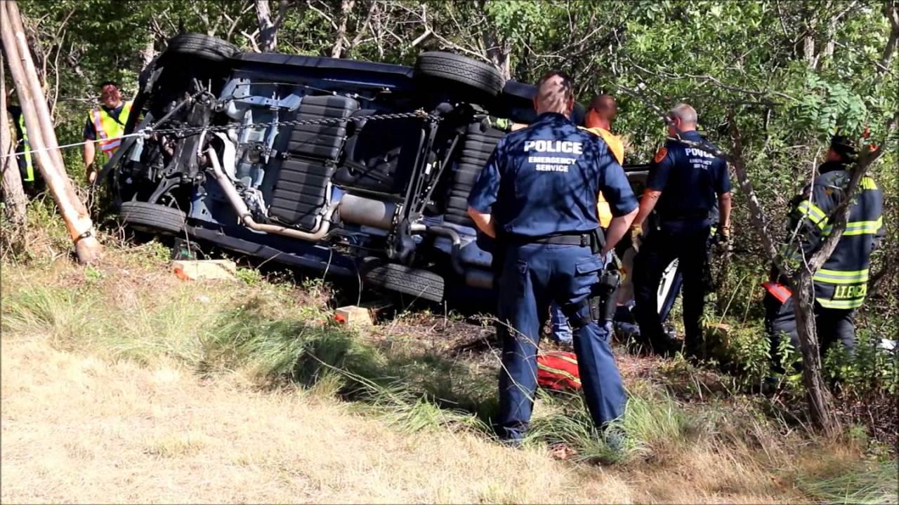Yaphank ny motor vehicle accident overturn long island for Motor vehicle long island