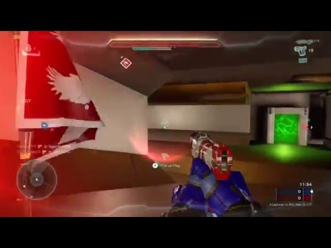 Halo 5 Rat Trap Remake GAMEPLAY! Rat Trap Classic by Vincent Torre | Halo CE Classic Remakes