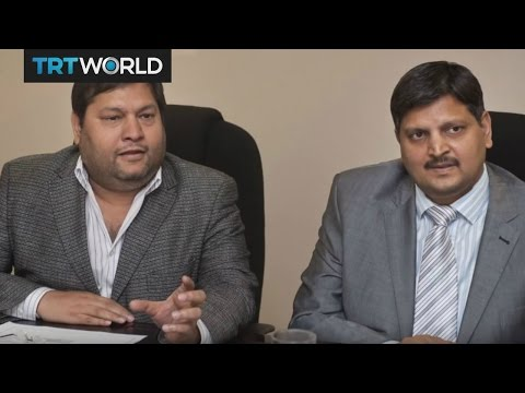 Money Talks: South Africa`s Finance Minister in hot seat