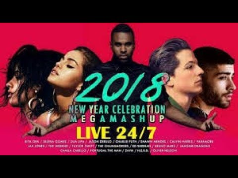 Pop Songs World 2018 ♬ The Best Songs Of Spotify 2018 || Live Stream 24/7 ♬ New Hits ♬