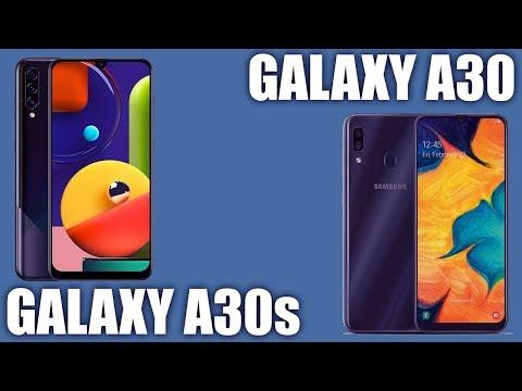 """Samsung Galaxy A30s vs Galaxy A30. Сравним серию """"А""""? Улучшили или испортили?🤷♂️"""