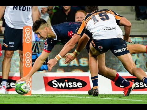 Super Rugby 2019 Round Four: Rebels v Brumbies