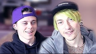 BLAZED Q&A WITH IMALLEXX!