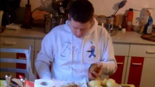 MrPink bereitet zu #12 : Argentinisches Rindergulasch auf Grünkohl-Kartoffelpüree Teil 1/2