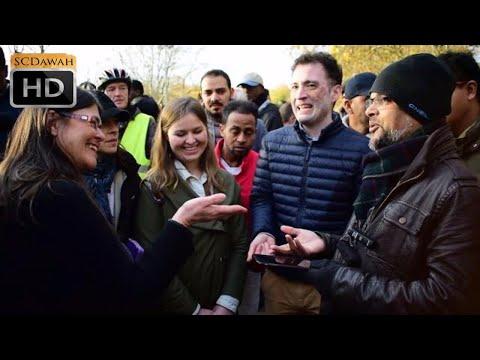 P1 - Many Questions! Hashim vs Christian | Speakers Corner | Hyde Park