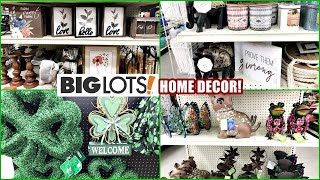 BIG LOTS HOME DECOR NEW FINDS! SHOP WITH ME 2021 SPRING FARMHOUSE