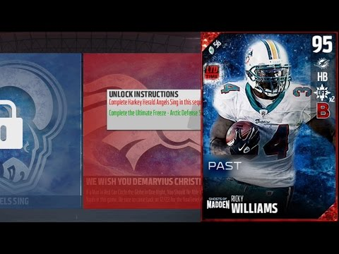 Arctic Solos WITH TEXAS | New Ricky Williams, New Packs, & Revealing Gifts | Madden 17 Ultimate Team