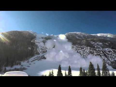 Avalanche Control in Colorado