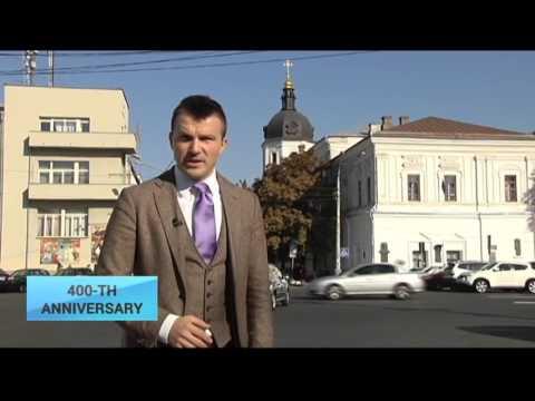 Kyiv-Mohyla Academy Anniversary: Ukraine Today covers celebration of Ukraine's oldest university