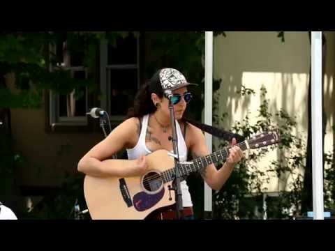 Jenn Fiorentino @ Markham Village Music Festival June 18, 2016