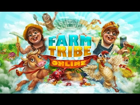 Farm Tribe 3: Floating Island - Game Teaser