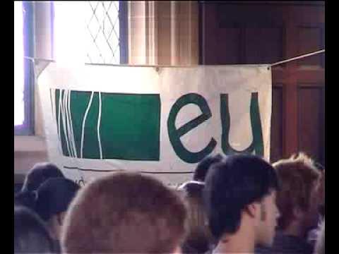 News Story: Evangelical Union Seminars at Sydney University