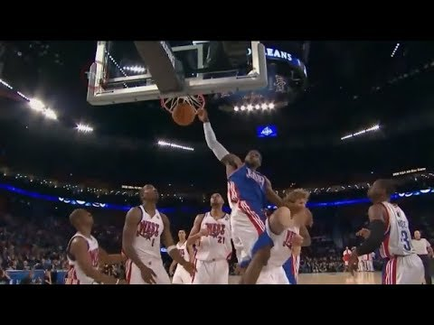 All 23 Dunks From The 2008 NBA All-Star Game (ft. LeBron's Clutch Dirk Poster)