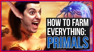 how to farm everything primals
