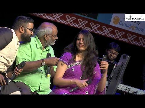 Selfie Song - MM Keeravaani Live Concert   United States   2016