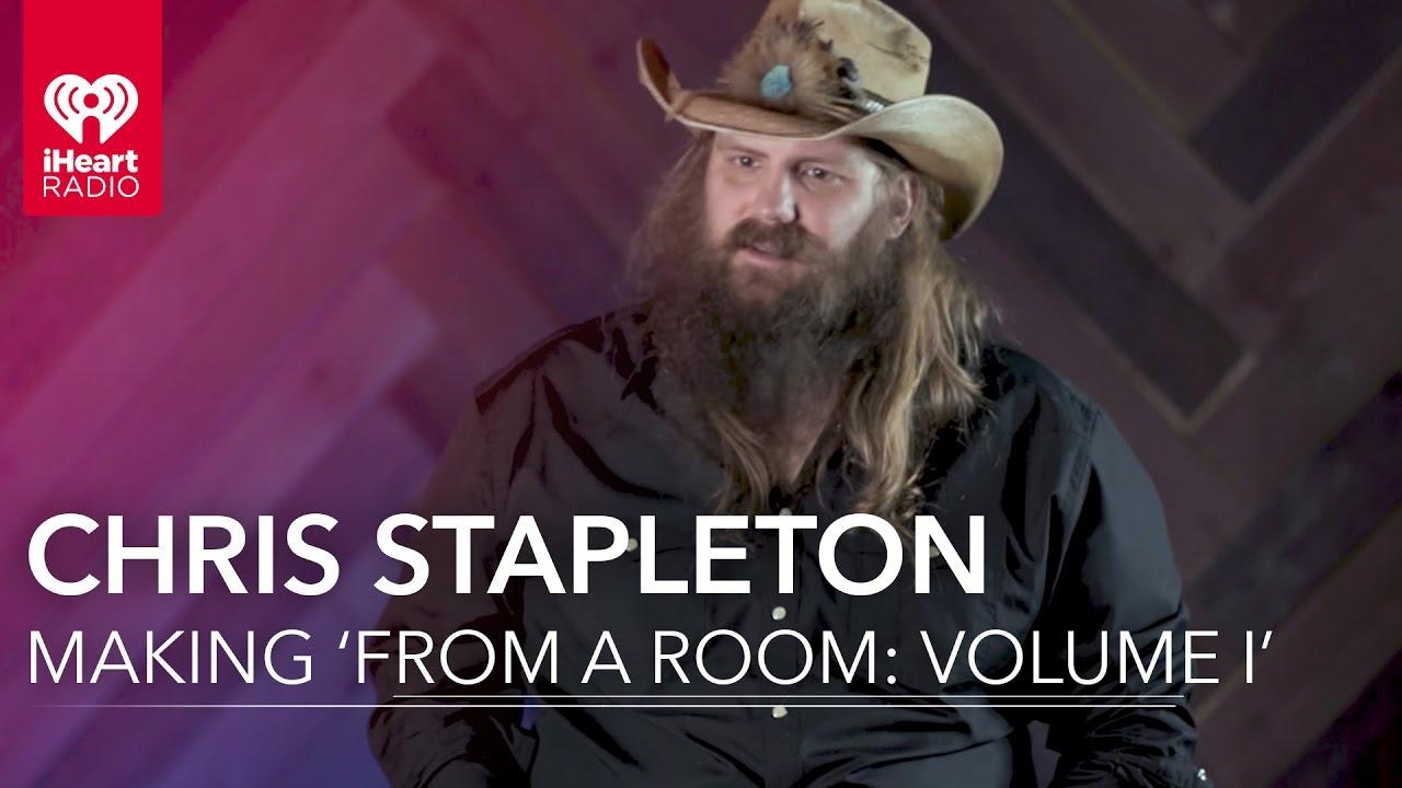 Chris Stapleton In A Room Volume