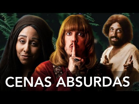 PORTA DOS FUNDOS zomba dos CRISTÃOS com JESUS GAY na NETFLIX - Absurdo!!