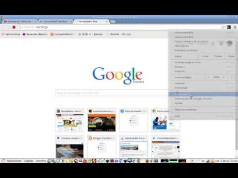 Chrome: Resolver el error: 502 Bad Gateway