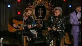 Travis Tritt w/ Marty Stuart - Where Corn Don