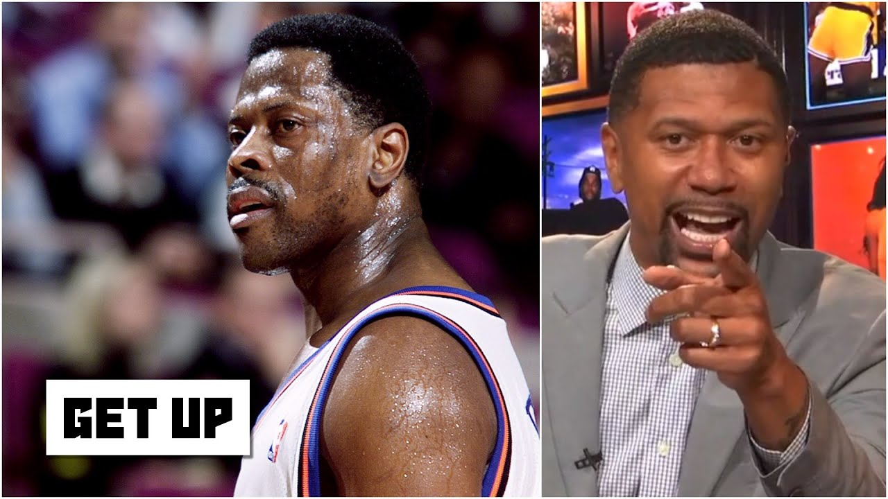 Jalen Rose looks back at his near fight vs. Patrick Ewing | Get Up