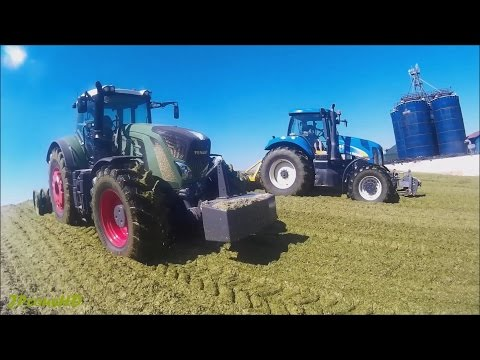 NEW Fendt 939 vario on silage pit 2016 | in cab | ADW Lesonice | 1/3