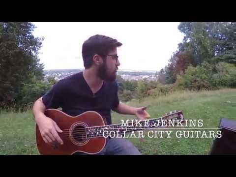 Washburn R320swrk W Mike Jenkins At Collar City Guitars Youtube
