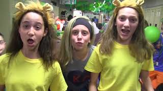 Plaza Lip Dub 2017-2018 Disney Dub