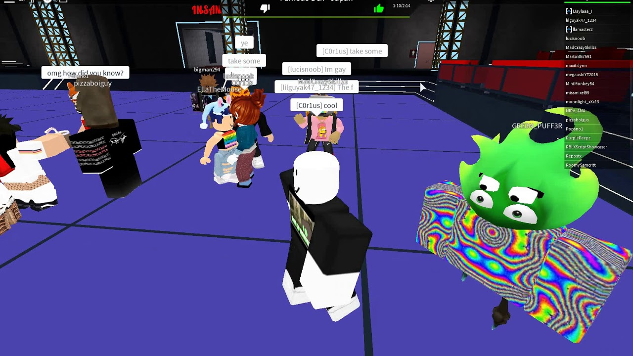 Roblox Chat Troll Script! (Very Annoying) by Tyzuko - RBLX